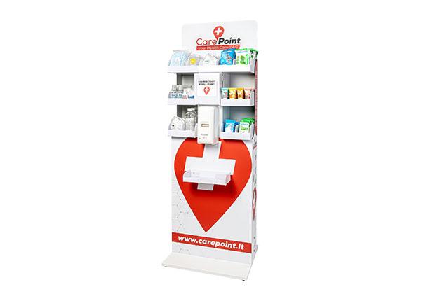 Carerpoint Vending pardavimų automatai